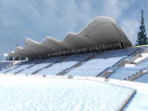 Биатлон стадион